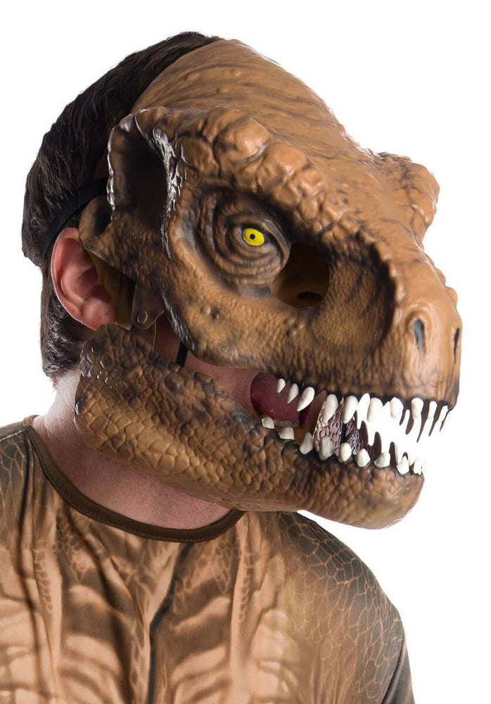 Jurassic World T-Rex Movable Jaw Mask