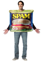 Get Real Spam Costume, Food Fancy Dress
