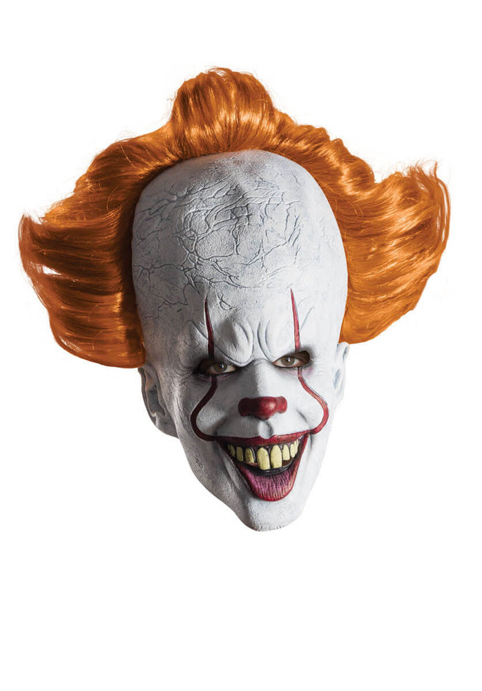 IT Overhead Pennywise Clown Mask