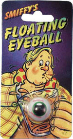 Floating Eyeball Joke