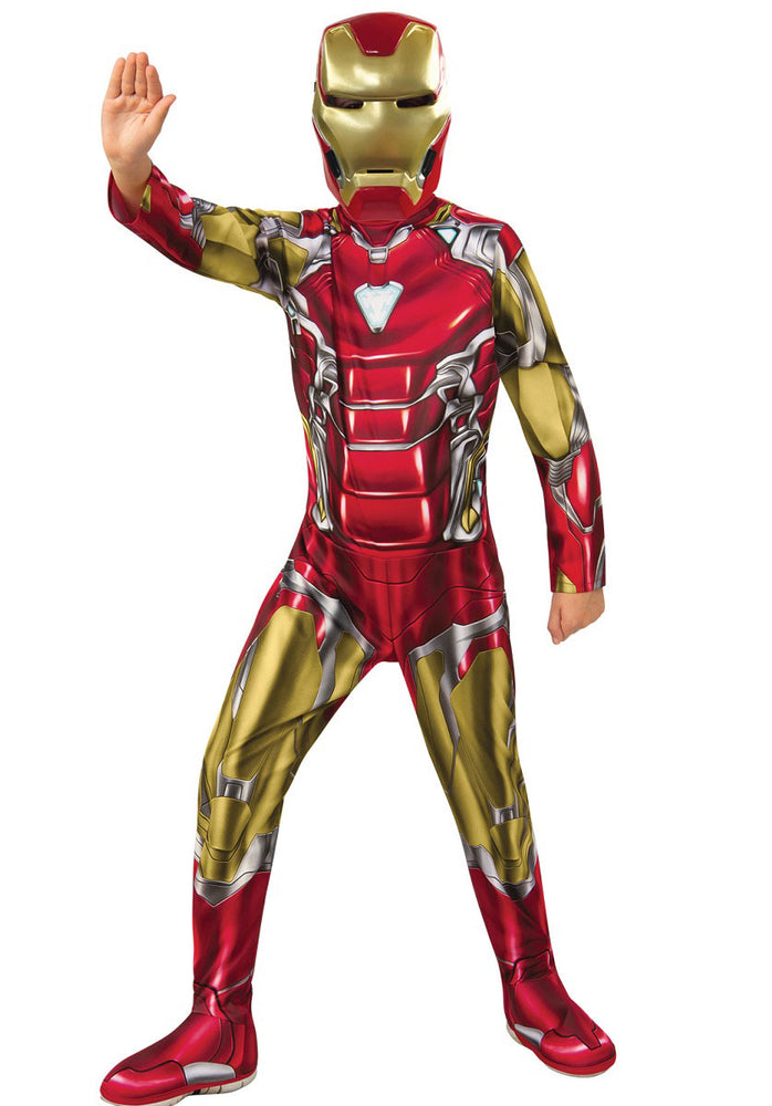 Iron Man Endgame Child Costume