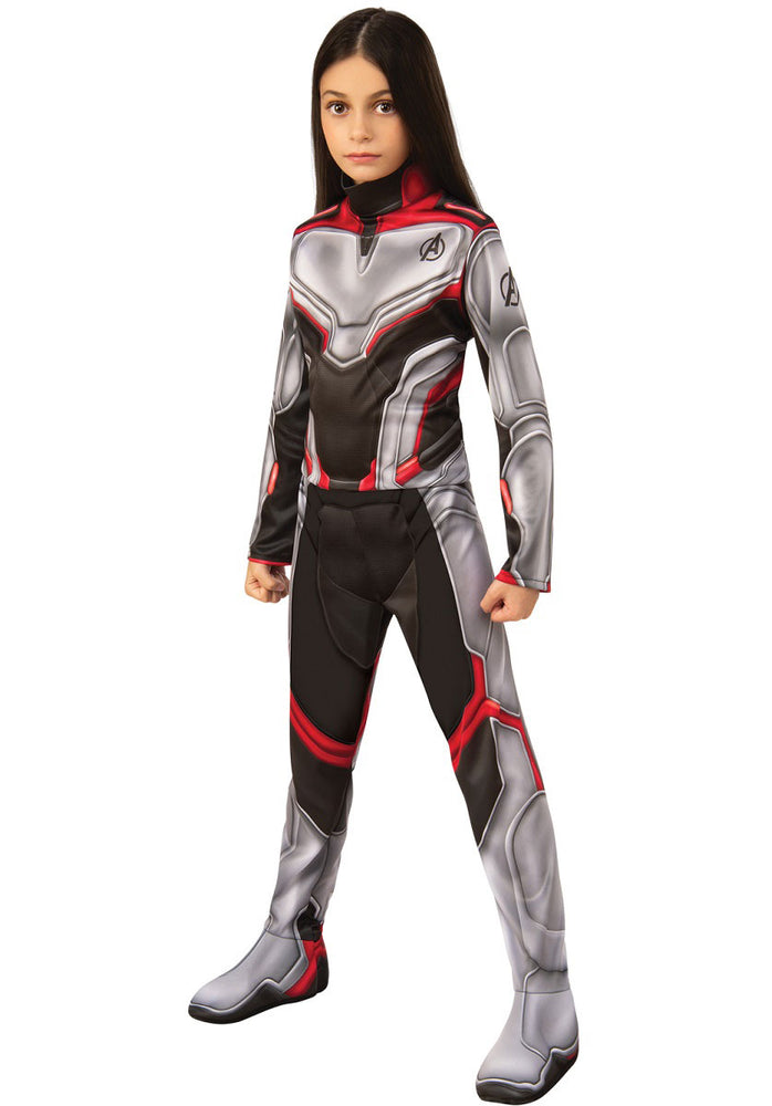 Endgame Team Suit Unisex Child Costume