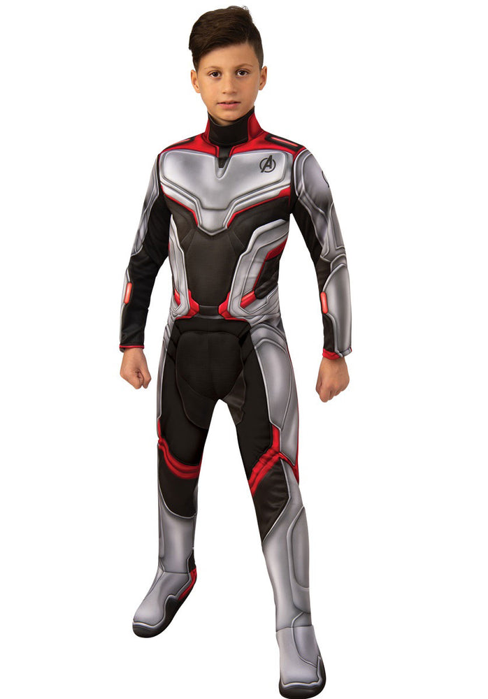 Endgame Team Suit Deluxe Unisex Child Costume