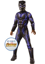 Black Panther Endgame Deluxe Child Battle Costume