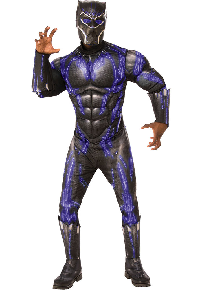 Black Panther Endgame Deluxe Battle Costume