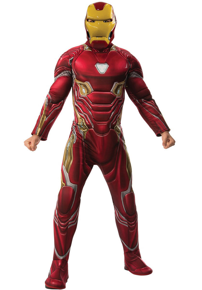 Iron Man Endgame Deluxe Costume
