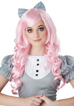 Cosplay Doll Wig - Pink