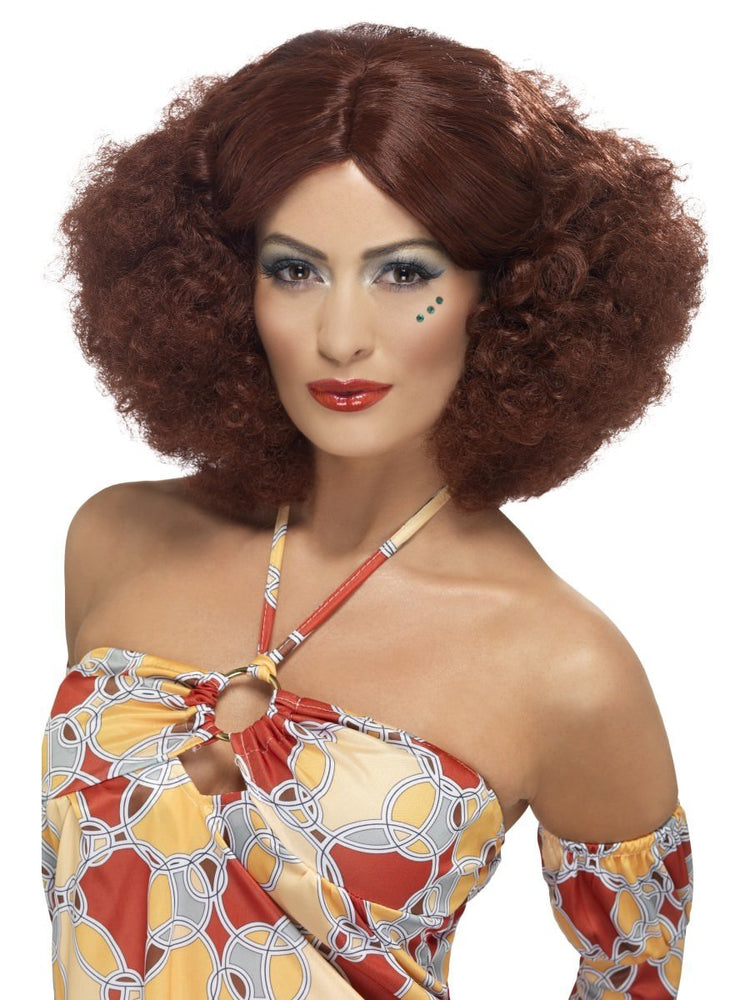 Smiffys 70s Afro Wig - 43239