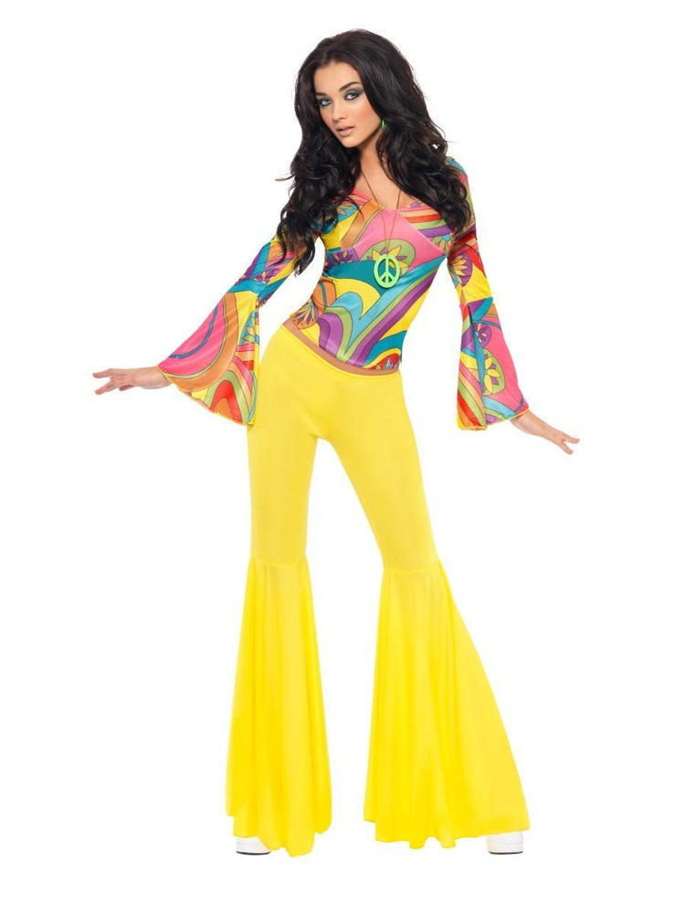 Smiffys 70s Groovy Babe Costume - 30445