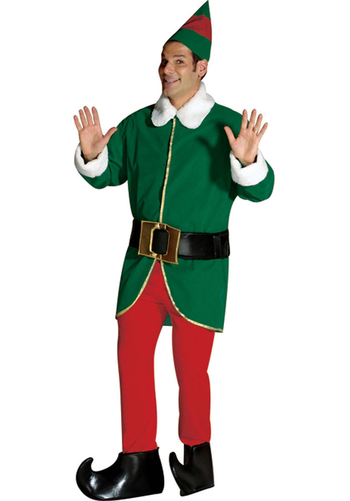 Elf Costume Red and Green