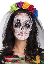 Day of the Dead La Calaca Tiara