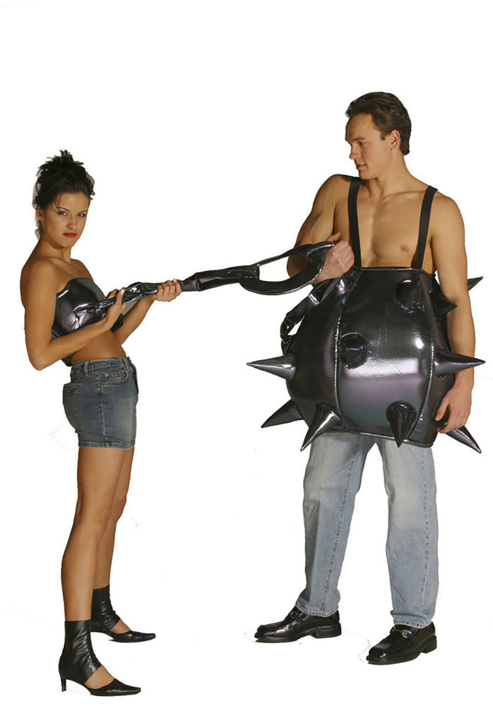 Ball and Chain Couples Costume