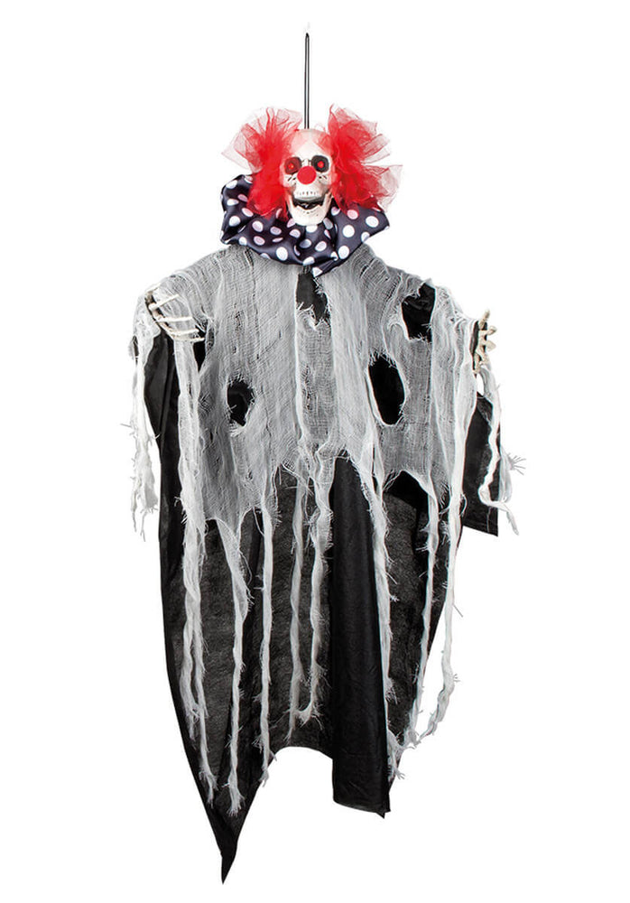 Animated Freaky Clown Prop