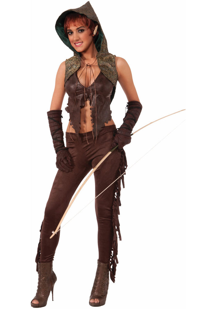 Adult Elf Hunter Costume