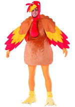Adult Turkey Costume Gobbles