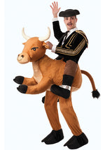 Ride on a Bull Adult Costume