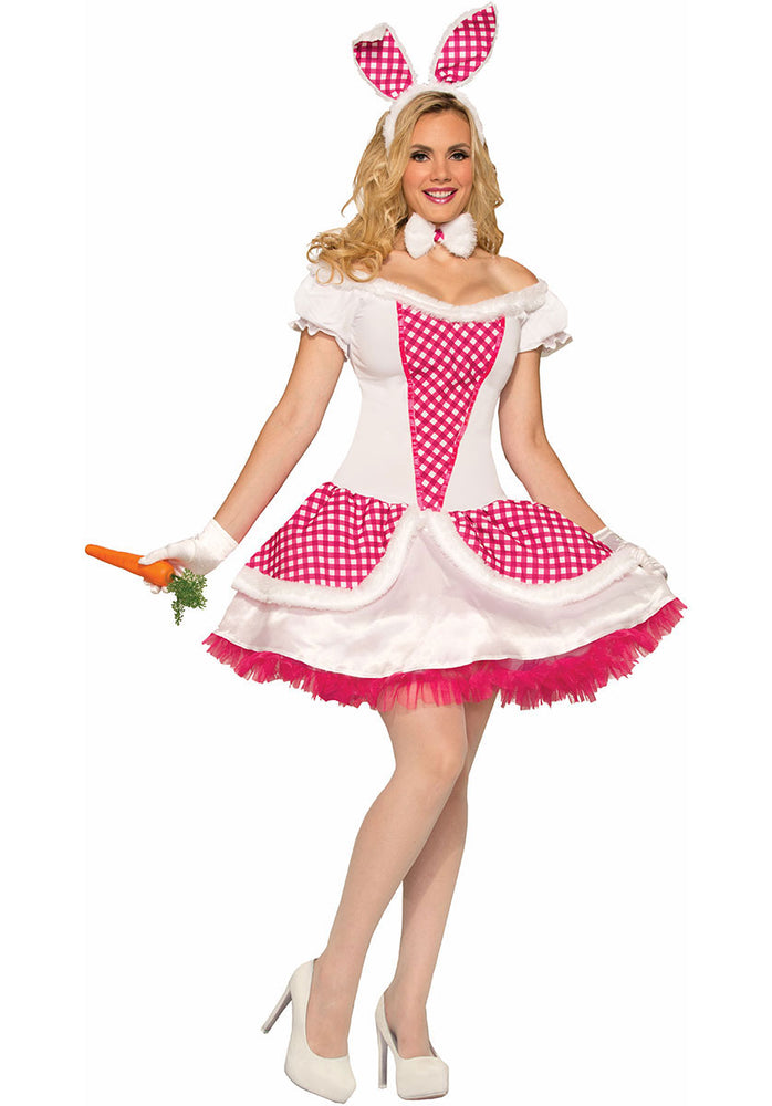 Cute Sexy Bunny Costume Adult