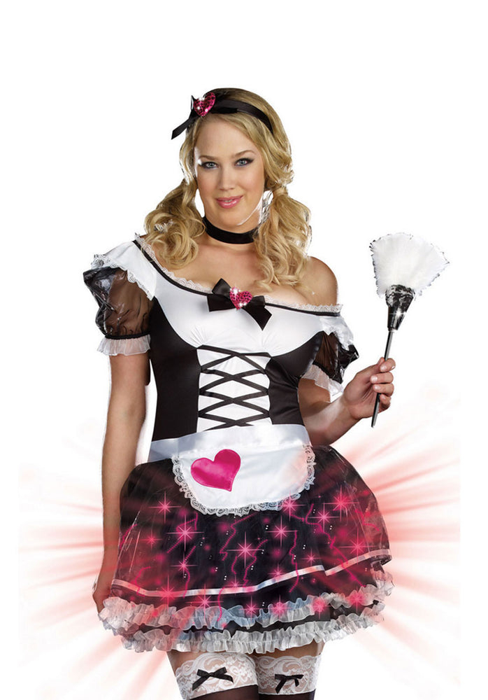 Sexy French Maid Costume, Maid Mimi Amore