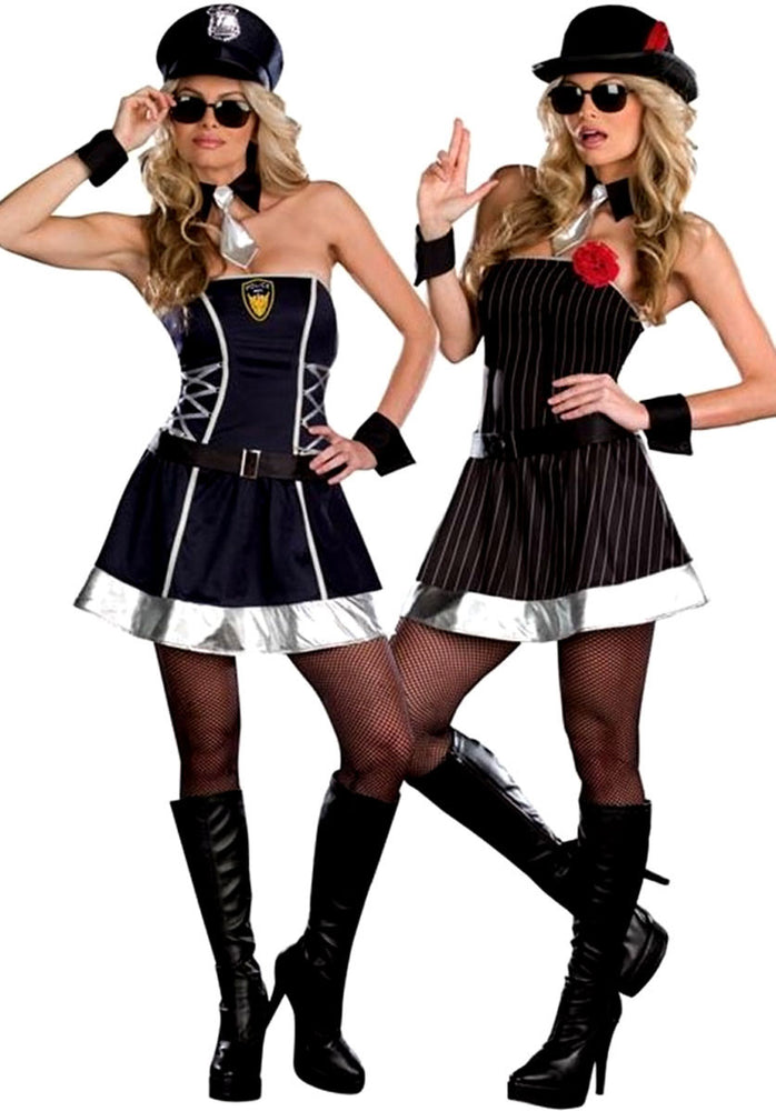 Playing Dirty Costume, Reversible Fancy Dress