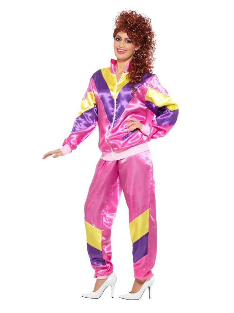 1980s Height of Fashion Shell Suit, Ladies