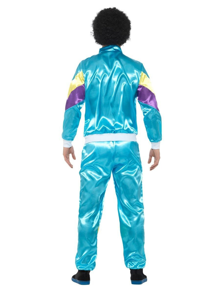 80s Fashion Shell Suit