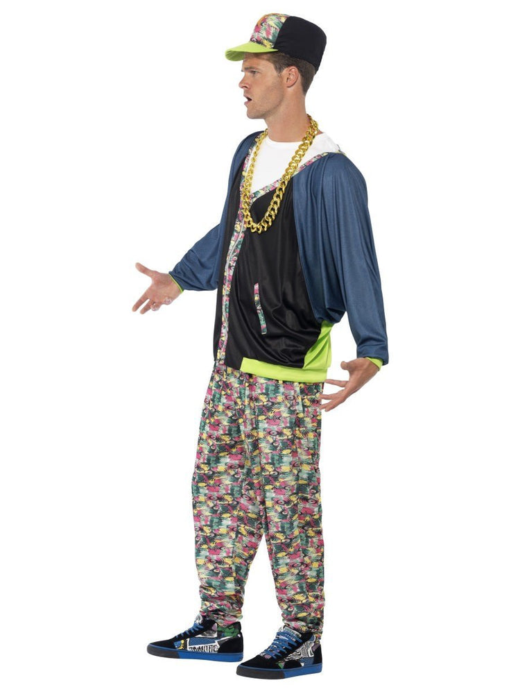 80's Hip Hop Rapper Costume