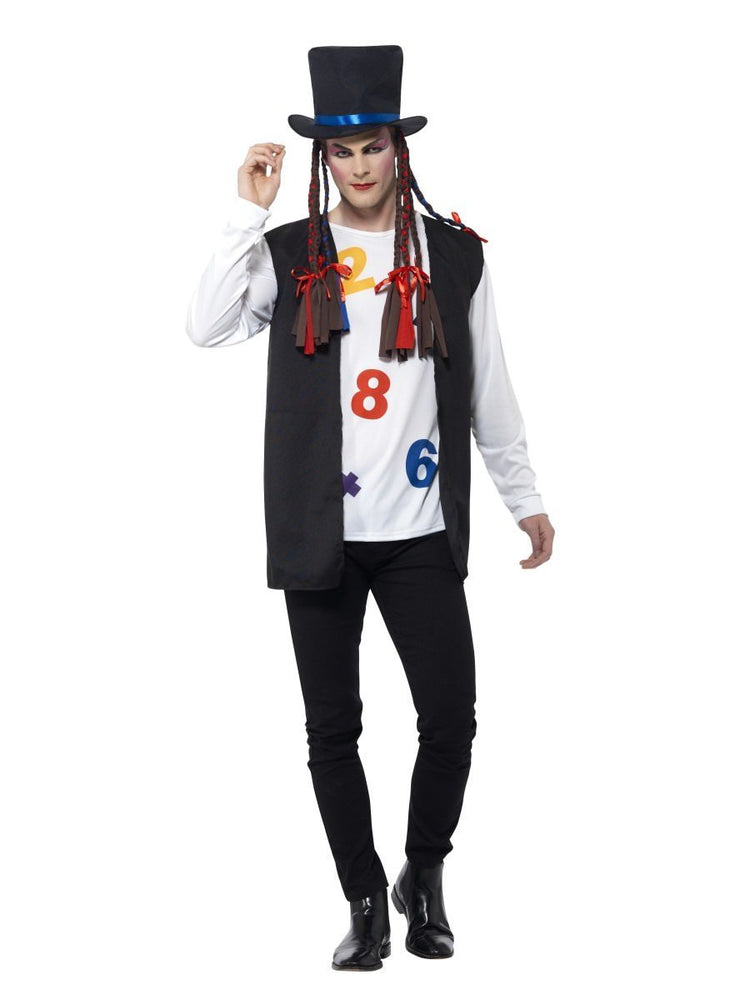 Smiffys 80s Pop Star Costume - 44630