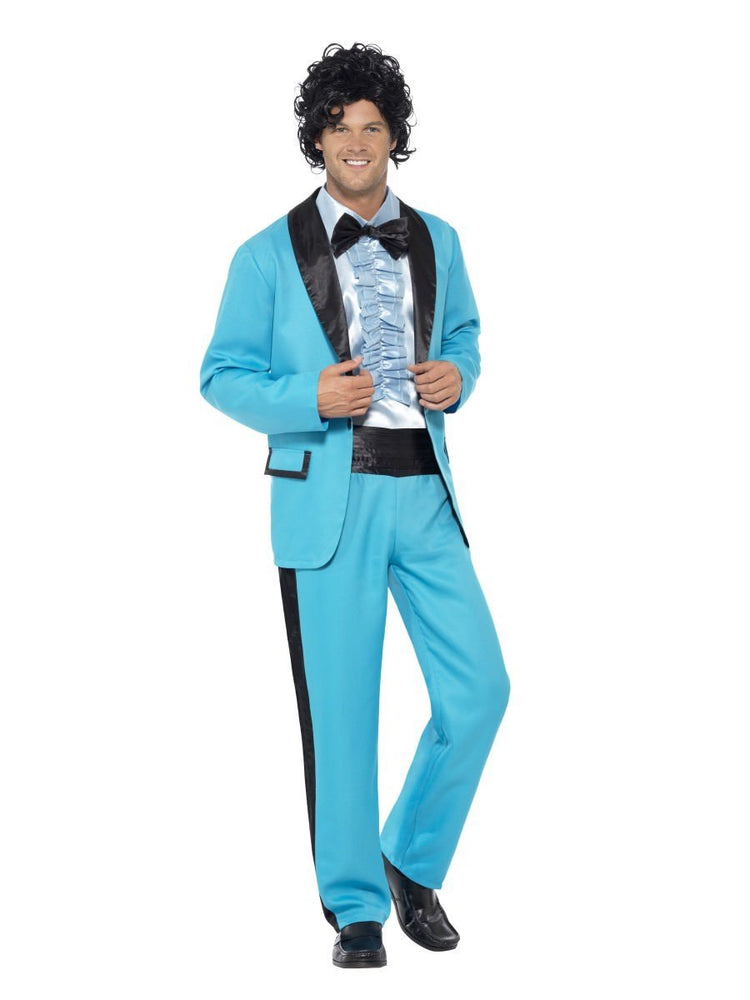 Smiffys 80s Prom King Costume - 43194
