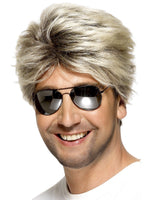 80's George Michael Style Wig