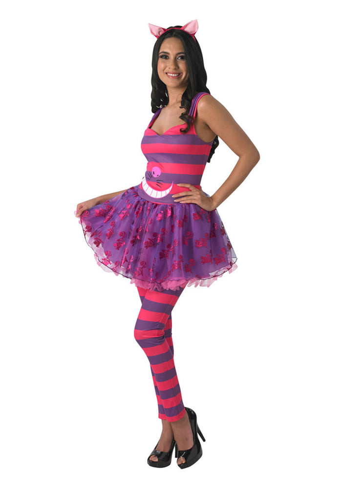 Ladies Cheshire Cat Costume