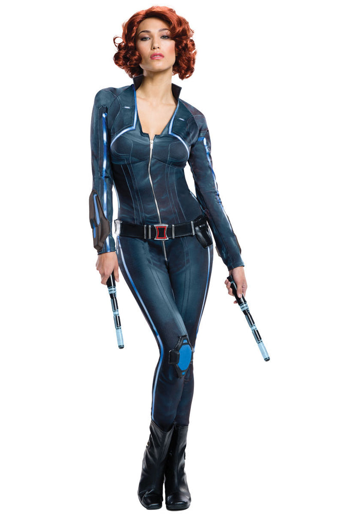 Black Widow Costume Age of Ultron, Secret Wishes