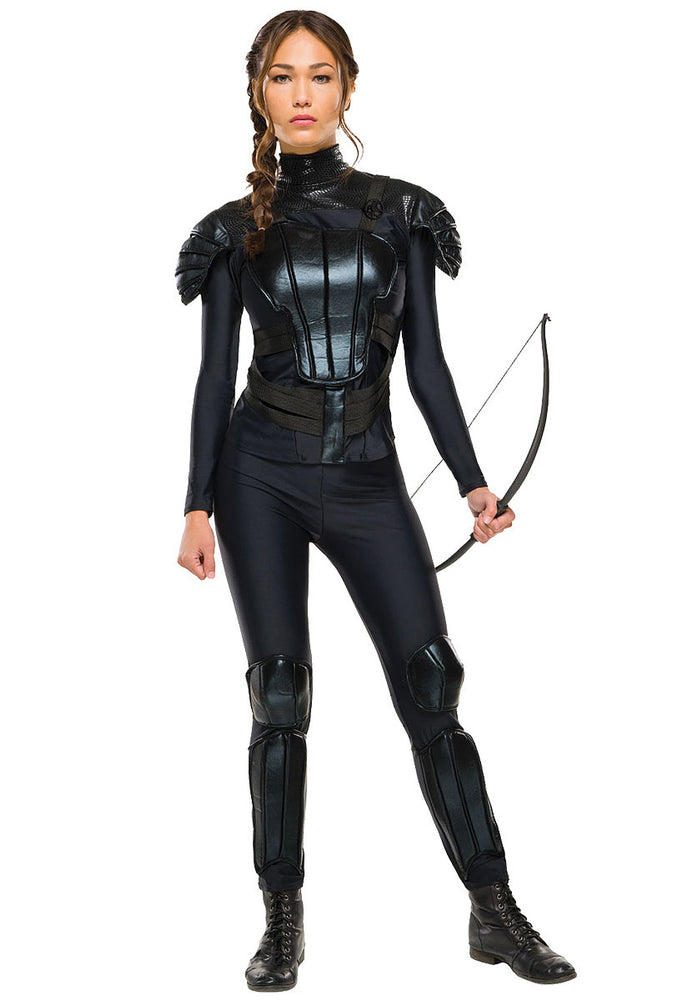 Katniss Rebel Deluxe Costume