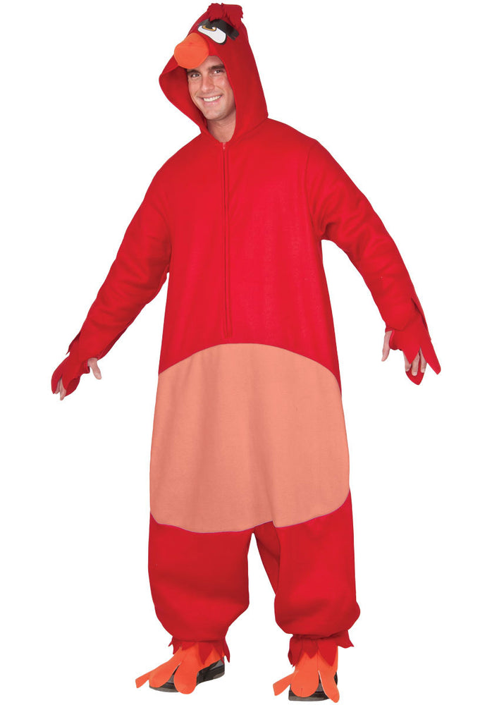 Angry Birds Red Onesie Costume