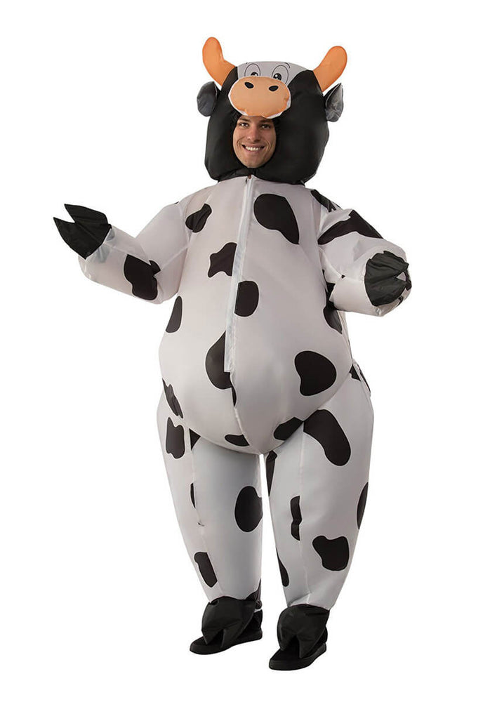 Adults Cow Inflatable Costume
