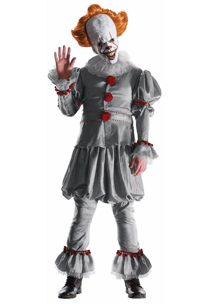 Pennywise IT Grand Heritage Costume STD
