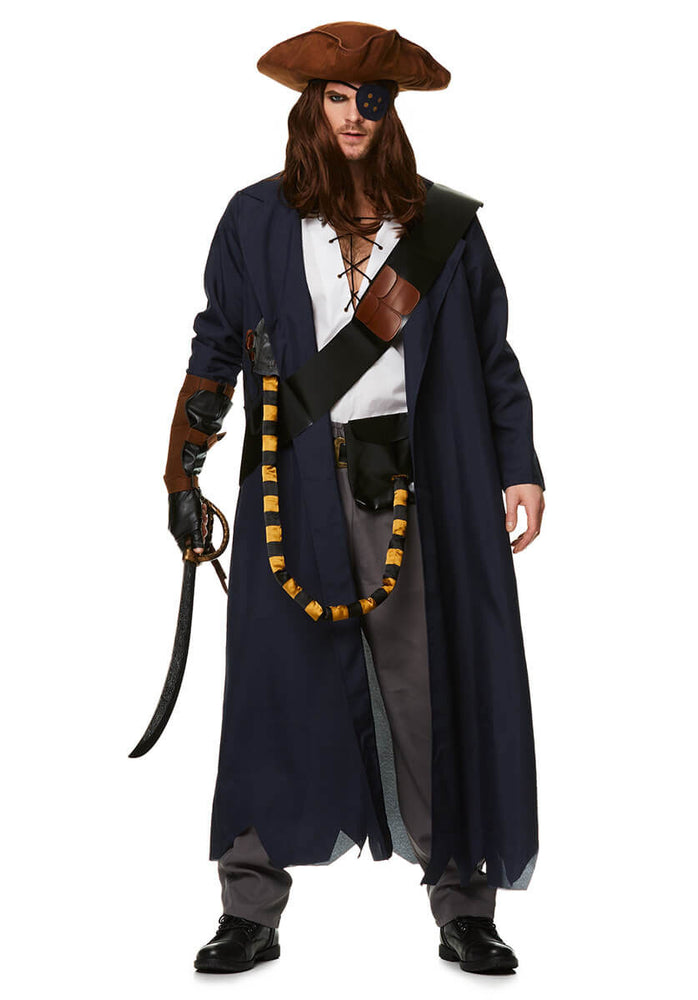 Pirate Voyager Costume