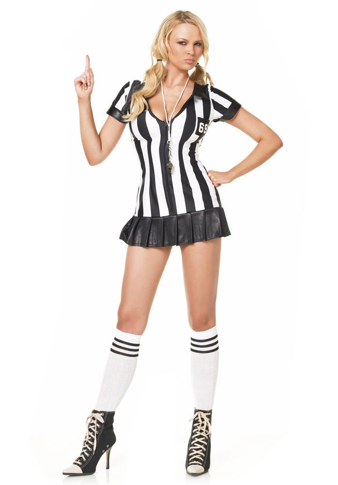 Referee Costume - Leg Avenue