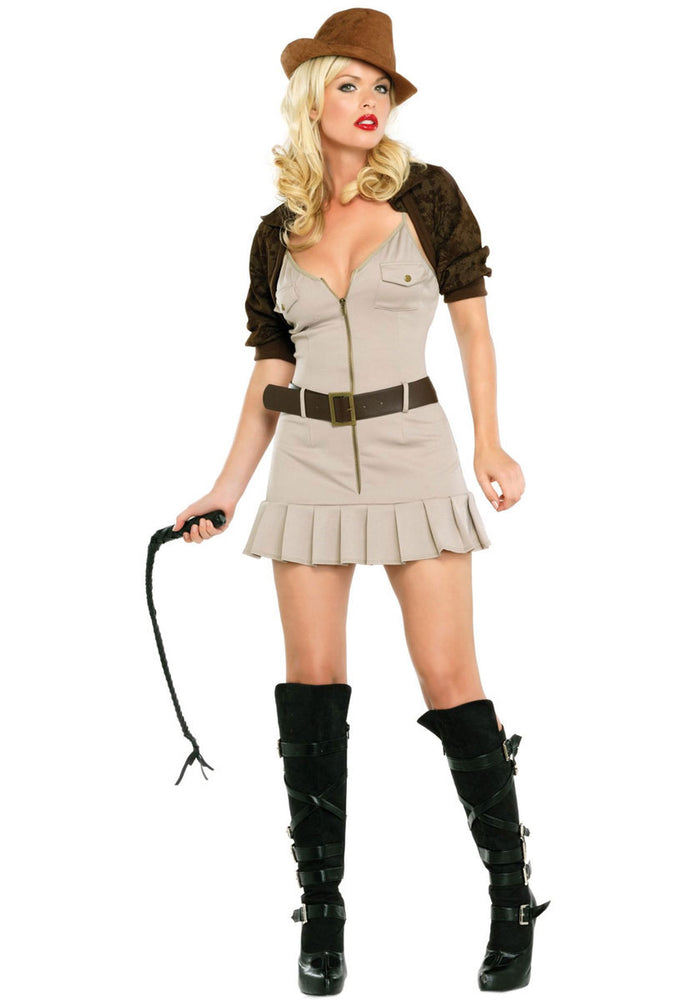 Adventure Annie Costume, Leg Avenue