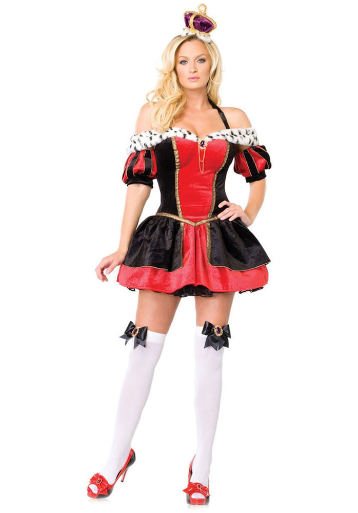 Royal Queen Costume - Leg Avenue