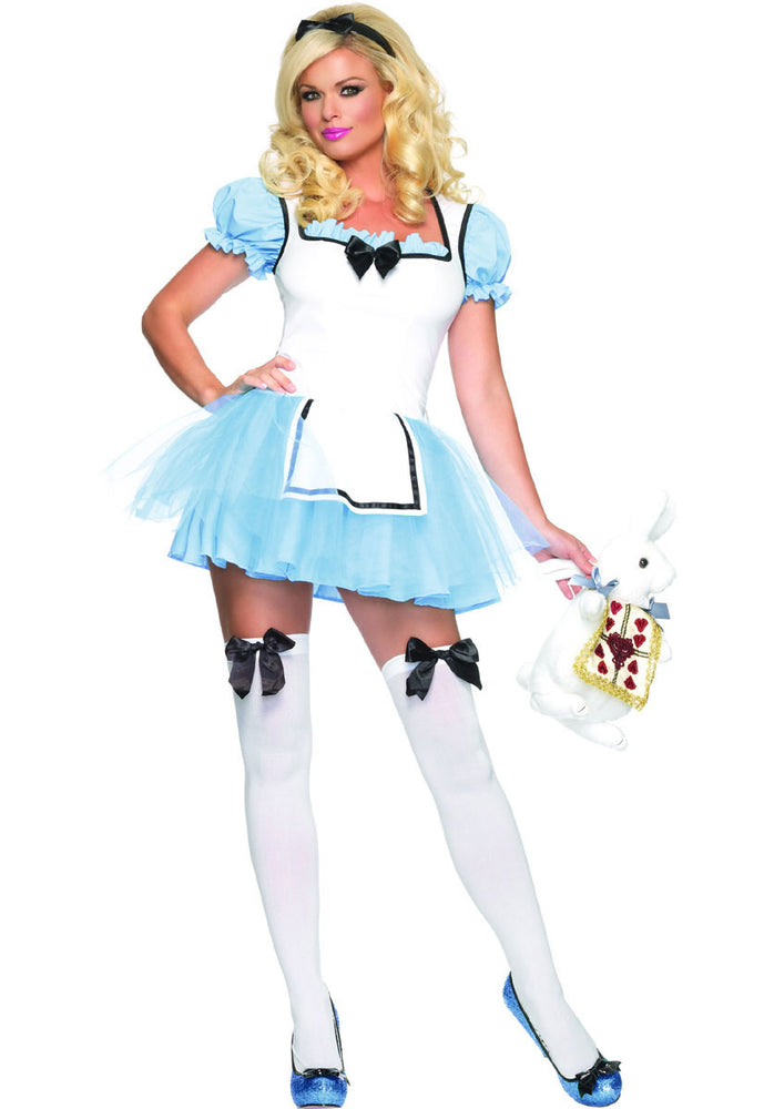 Alice Enchanted Costume - Leg Avenue