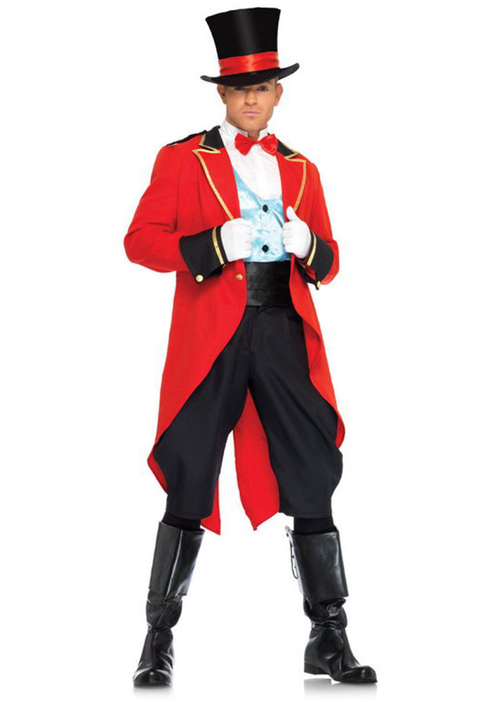 Male Ring Master Costume - Leg Avenue