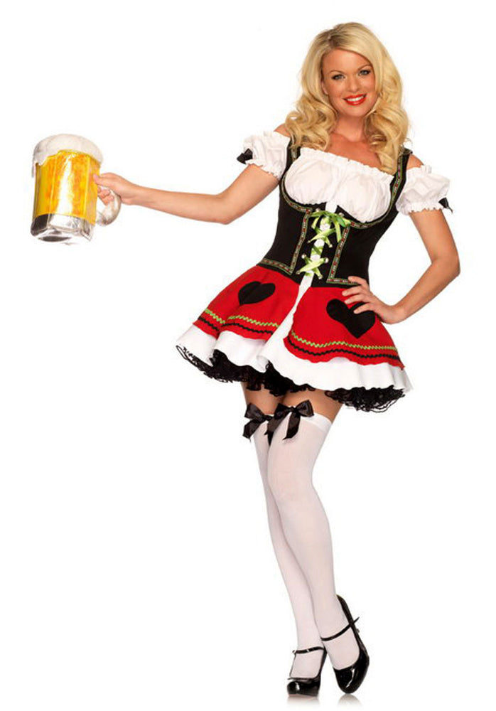 Bavarian Beauty Costume - Leg Avenue
