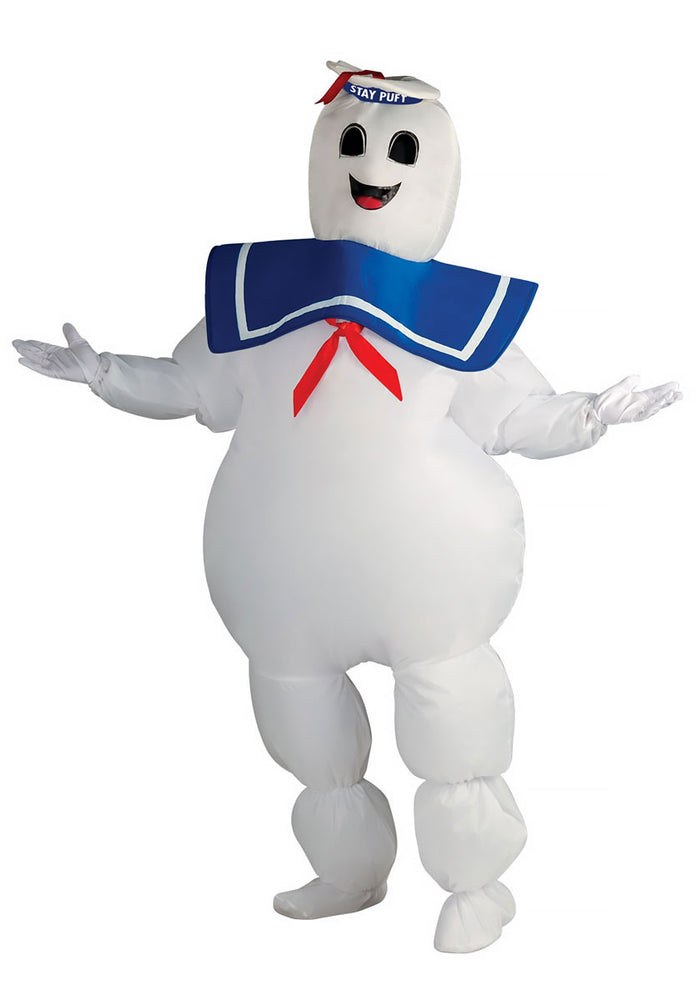 Ghostbusters Marshmallow Man Inflatable - Male - Plus Size
