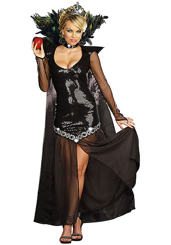 The Queen of Mean Costume, Evil Queen Fancy Dress