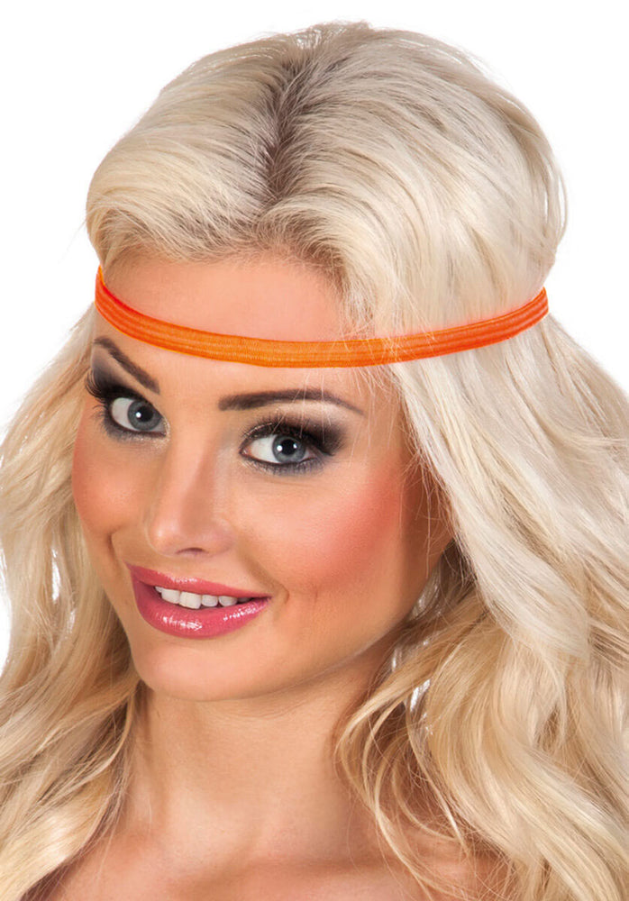 Elastic Headbands Set of 4
