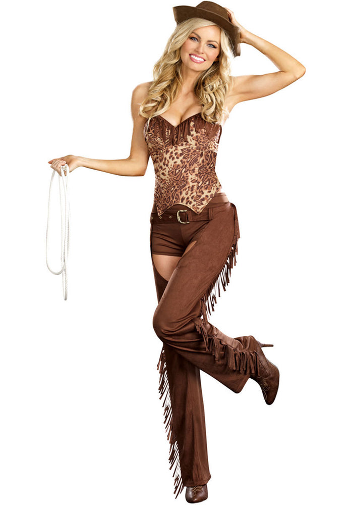 Adult Banging Hot Cowgirl Costume Escapade