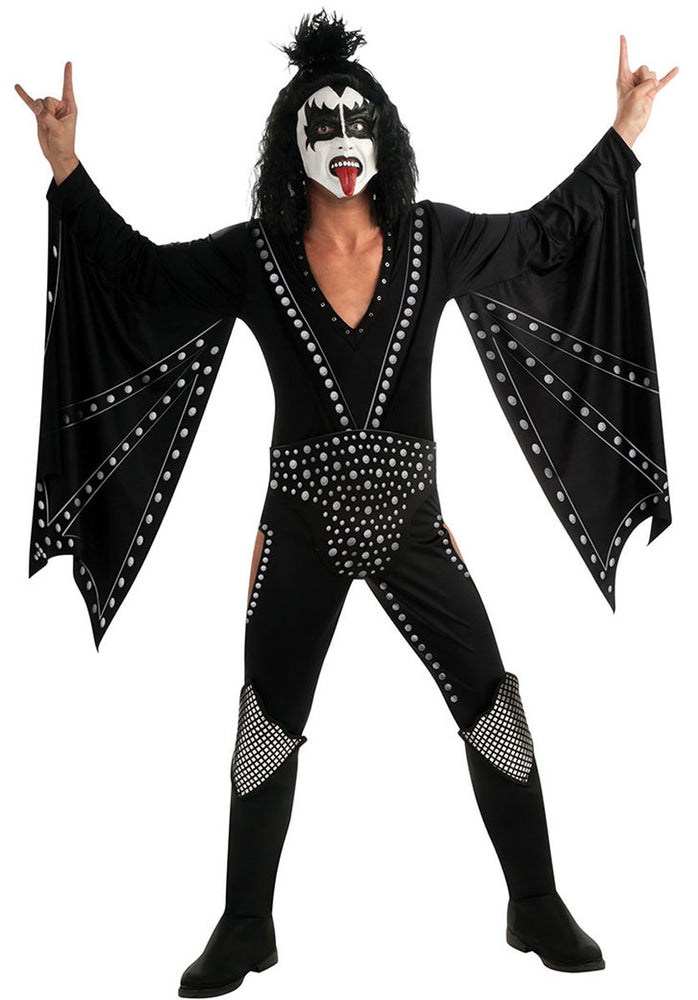 Kiss The Demon Deluxe Costume