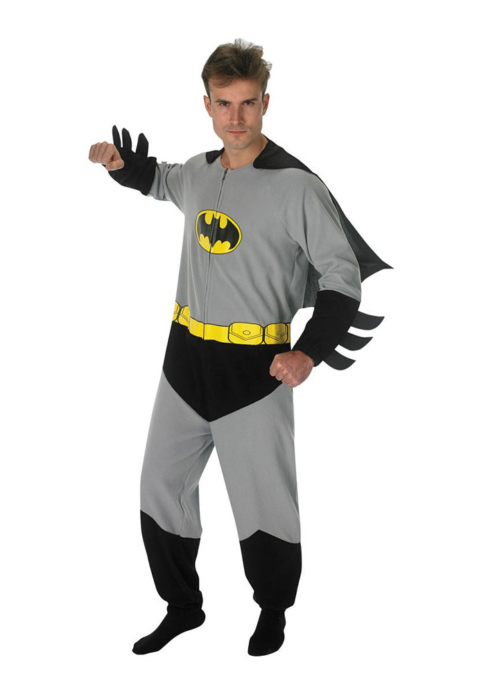 Batman Onesie Costume, Official DC Comics