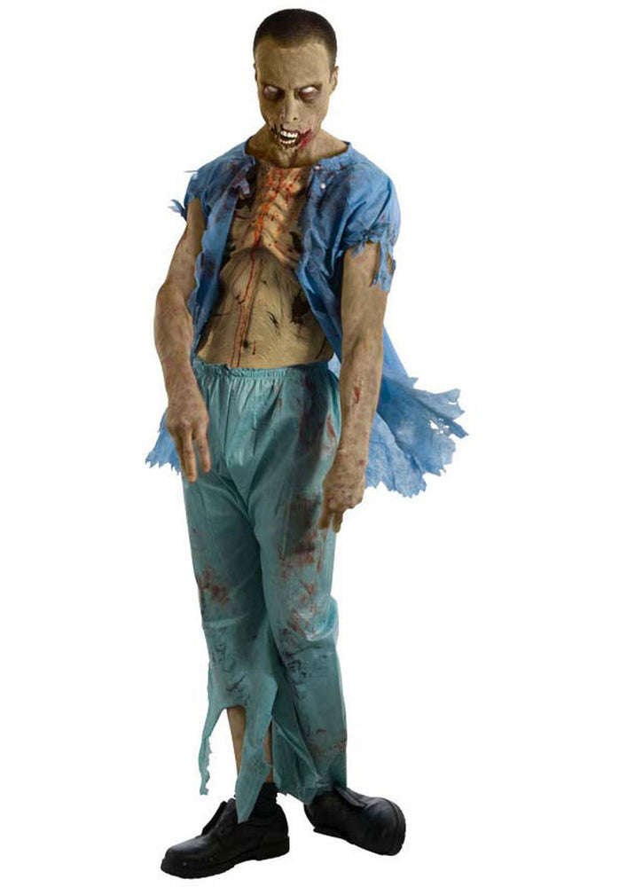 The Walking Dead Zombie Patient Costume