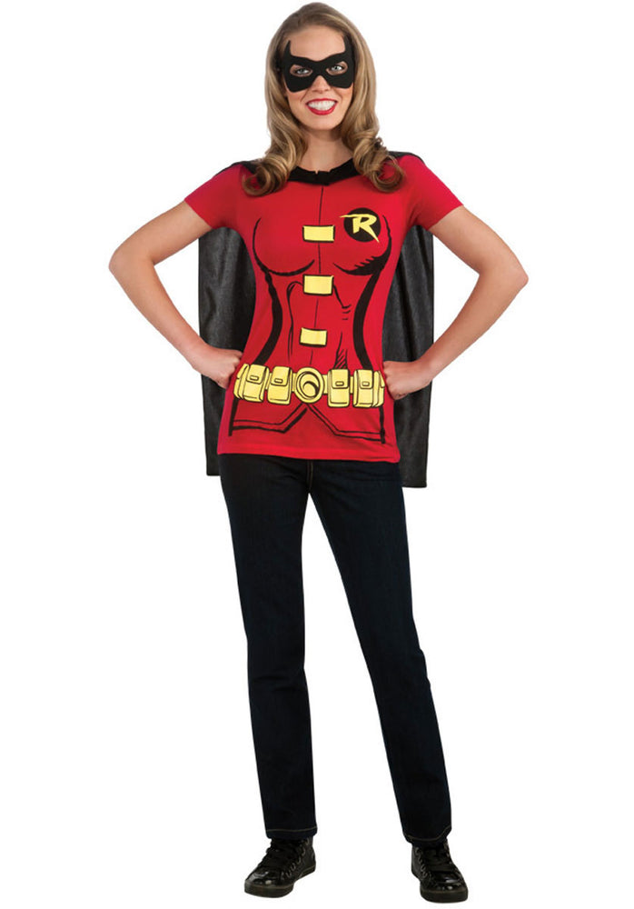 Womens Robin Costume Set